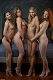 Caprice & Angelica & The Red Fox & Keira